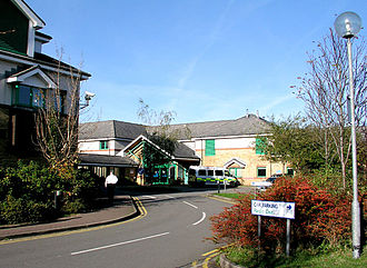 Cardiff and Vale University Health Board - Barry Hospital