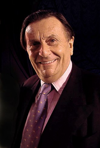 Australian comedy - Satirist Barry Humphries in 2001