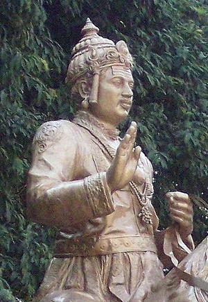 Jangam - Statue of Lord Basava