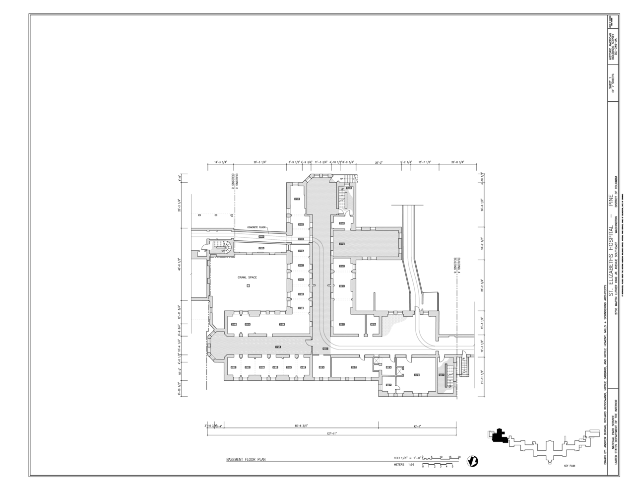 File basement floor plan st elizabeths hospital pine for 539 plan
