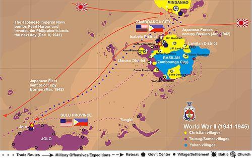 History Of Basilan Wikipedia