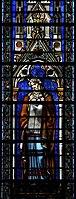 Basilique Sainte-Clotilde Paris Vitrail Lusson Amaury Duval Moïse 1 26102018.jpg