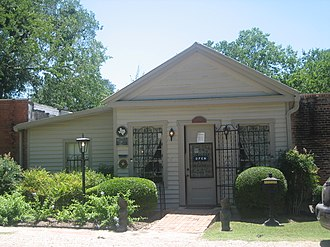 Bastrop County, Texas - The Bastrop County Historical Museum in Bastrop periodically changes its exhibits
