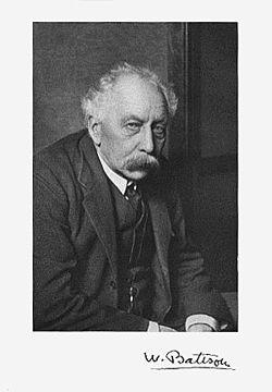 William Bateson Wikipedia La Enciclopedia Libre