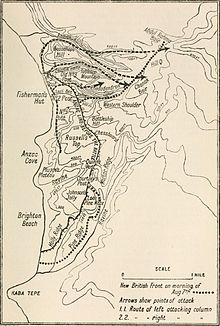 the battle of sari bair the The battle of sari bair also known as the august offensive was the final attempt made by the british in august 1915 to seize control of the gallipoli peninsula from the ottoman empire during the first world war.