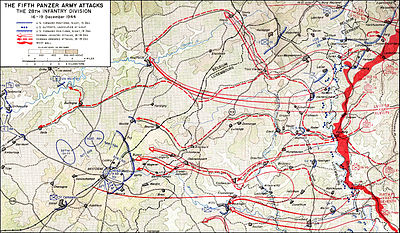 battle of the bulge the battle of the buldge was