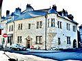 Baume-les-Dames. Maison à tourelle. 2015-02-13..JPG