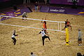 Beach volleyball at the 2012 Summer Olympics (7925295898).jpg