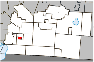 Bedford (city) Quebec location diagram.PNG