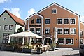 """Beilngries, the hotel and restaurant """"Gams"""".JPG"""