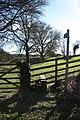 Belleau footpath - geograph.org.uk - 1738988.jpg