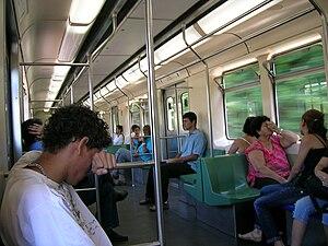 Belo Horizonte Metro Interior