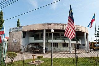 Beluran District District in Sabah, Malaysia