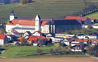Michaelbeuern Abbey - Michaelbeuern Abbey