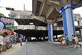 Bengal Chemical - Metro Rail Station under Construction - Eastern Metropolitan Bypass - Kolkata 2015-11-09 4563.JPG