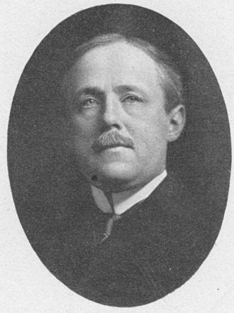 Benjamin Rush Rhees - Image: Benjamin Rush Rhees 1902