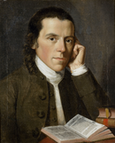 Benjamin Waterhouse by Gilbert Stuart, 1775.png