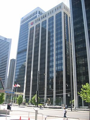 Bentall Centre, Vancouver - Two Bentall Centre.