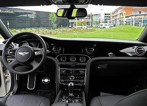 Bentley Mulsanne (2010) - Interior