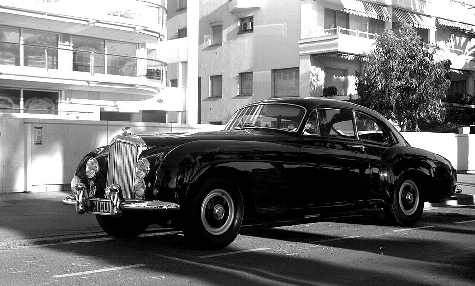 Bentley SI Continental Fastback Coupe Mulliner