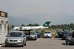 Bergamo Airport, Orio Al Serio, Carpatair - panoramio.jpg