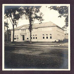 Berkshire Museum - Berkshire Museum circa 1911