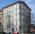 Berlin, Mitte, Robert-Koch-Platz 9, Mietshaus.jpg