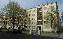 Wedekindstraße in Berlin