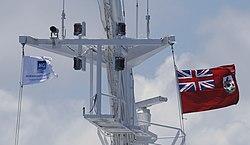 百慕大旗帜