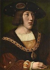 Portrait Charles V