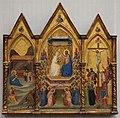 Bernardo Daddi - Triptych - WGA5870.jpg