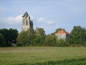 Berneuil, Charente-Maritime - Image: Berneuil