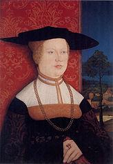 Margarethe Vöhlin, Wife of Hans Roth [obverse]