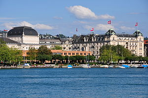 Bernhardtheater & Opernhaus - Utoquai - Zürichsee - ZSG Wädenswil 2012-07-30 17-48-31.JPG