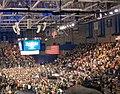 Bernie Sanders rally at University of Buffalo, April 2016 (26321575591) (cropped1).jpg