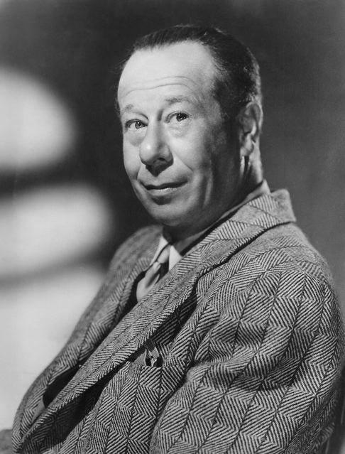 Bert Lahr Circa 1940s