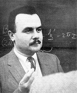 Bertram Brockhouse Canadian physicist
