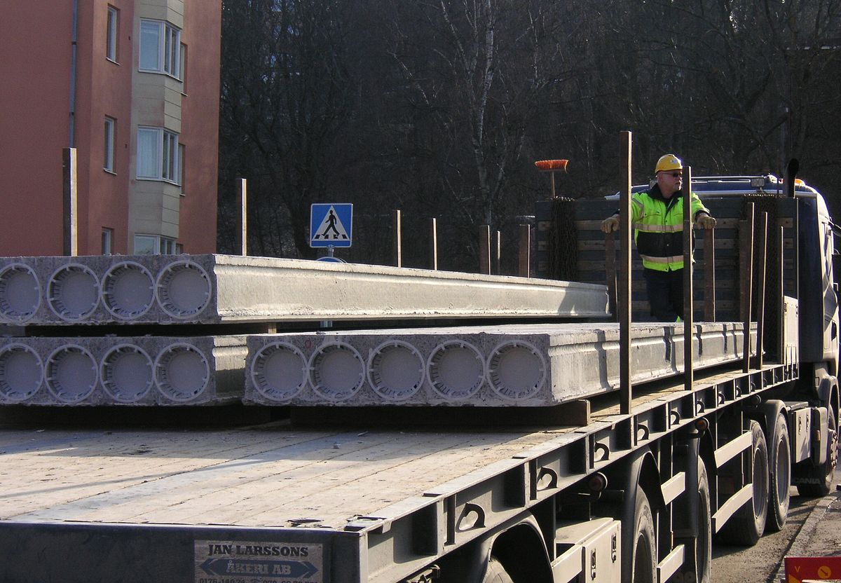 Зачем в железобетонных конструкциях сталь?