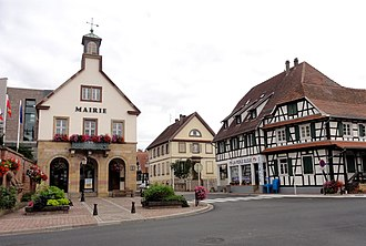 Betschdorf - Town hall
