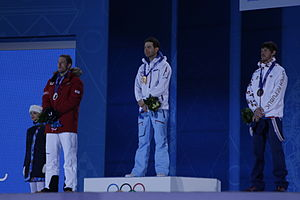 Czech Republic at the 2014 Winter Olympics - Jaroslav Soukup won bronze in the men's sprint