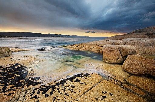 Bicheno Seascape 2