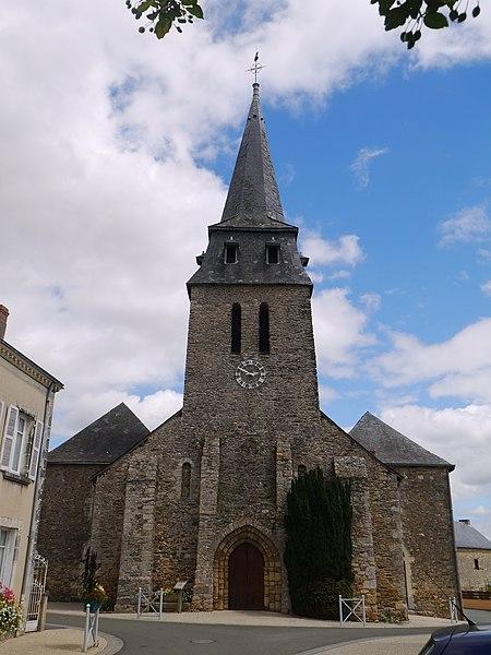 Bierné église Saint-Pierre