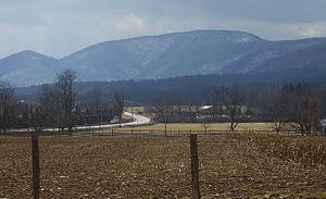 Big Mountain (Pennsylvania) - Big Mountain