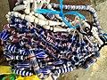 Bijoux traditionnels - Collier en perles camerounais.jpg