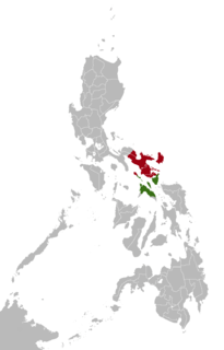 Bikol languages Language family