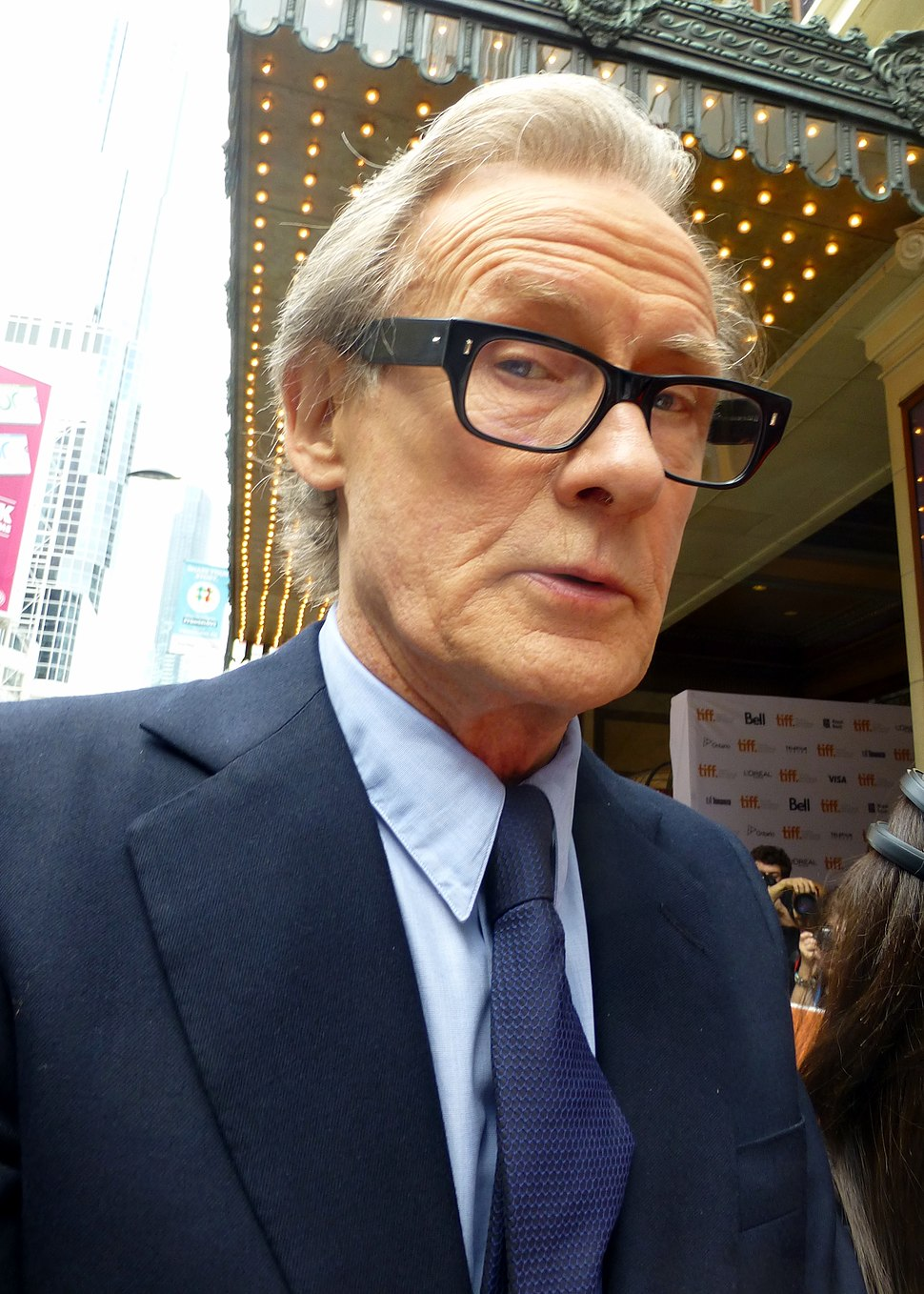 Bill Nighy Pride TIFF 2014