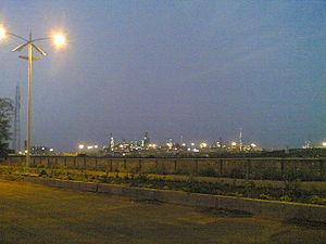 Bina Etawa - Bina Refinery