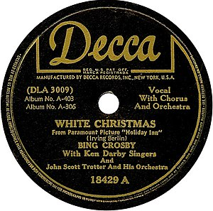list of best selling singles wikipedia - Best Selling Christmas Song