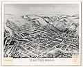 Bird's eye view of Clinton, Mass. 1876. LOC 73693139.jpg