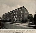 Birmingham Children's Hospital, the nurses's home; three-qua Wellcome V0014862.jpg